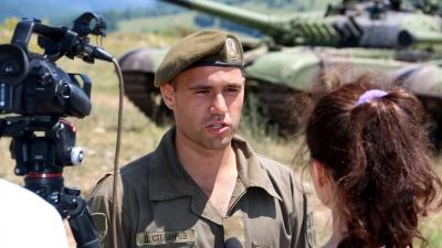Potporučnik Dušan Stevančev