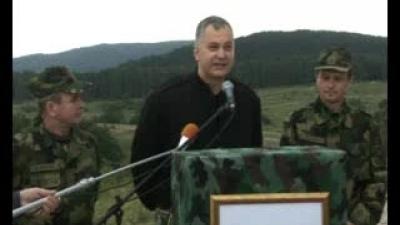 Изјава министра Шутановца - први део