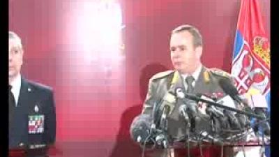 Сусрет генерала Милетића и адмирала Ди Паолe