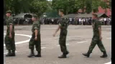 Војници јунске генерације положили заклетву