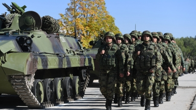 Predsednik Vučić: Vojska Srbije uvek je bila odraz snage Srbije