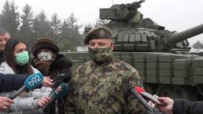 Потпуковник Горан Јовановић