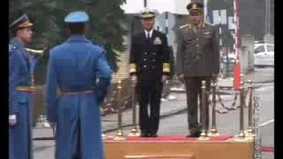 Посета адмирала Џејмса Ставридиса