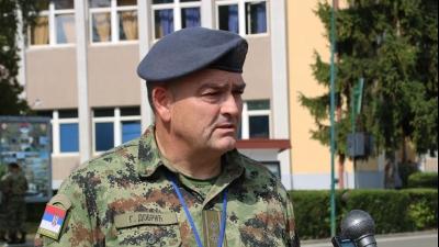 Потпуковник Горан Добрић