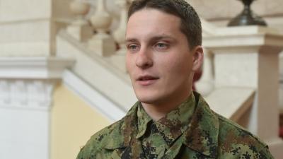 Млађи водник Иван Обреновић