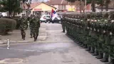 Генерал Милетић-Обилазак јединица