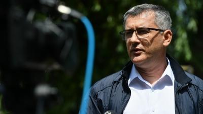 Predsednik opštine Zemun Dejan Matić